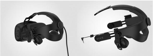 「VIVE デラックスオーディオストラップ」の販売を 6/6 より開始