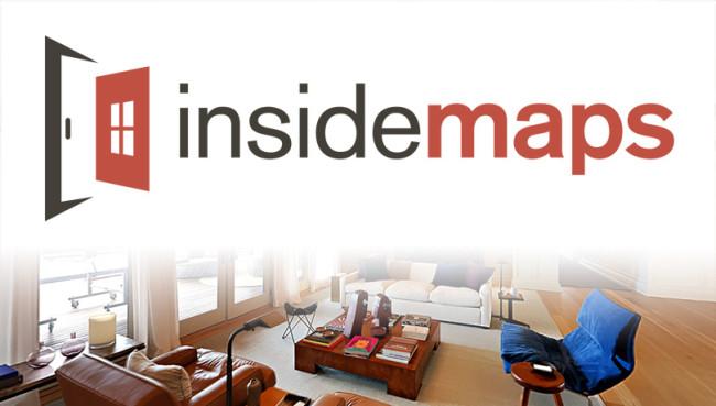 「InsideMaps(インサイドマップス)」ロゴ