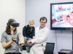 Oculus Riftで心臓の構造を見せる