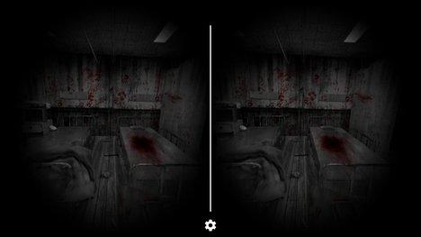 スマホVR 【VR版】改・恐怖!廃病院からの脱出:無影灯