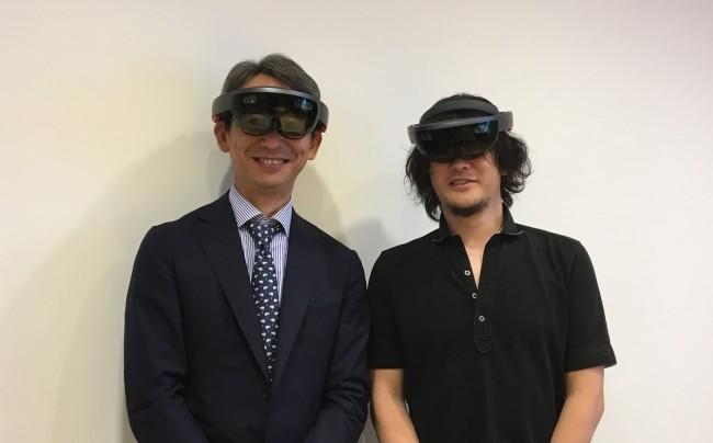 AR/VRを活用した価値ベースのものづくり支援において業務提携