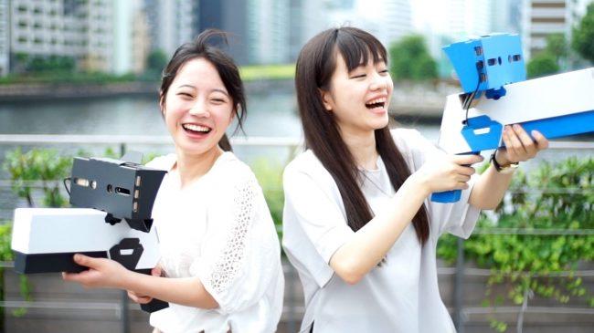 「Frozen snipAR by1→10」が名古屋・オアシス21にて開催