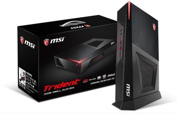 VR対応GAMINGデスクトップPC「Trident 3」を4月29日に発売
