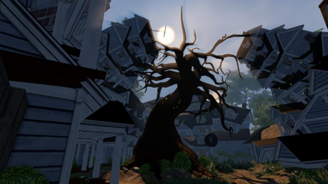 VRゲーム,Nevermind,イメージ