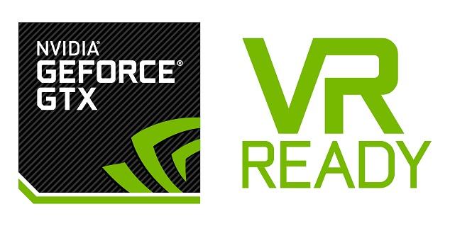 「NVIDIA GeForce® GTX VR Ready」準拠