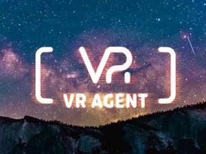 VR企業, VR-agent,企業ロゴ