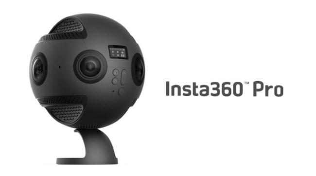 「Insta360 Pro」を発表