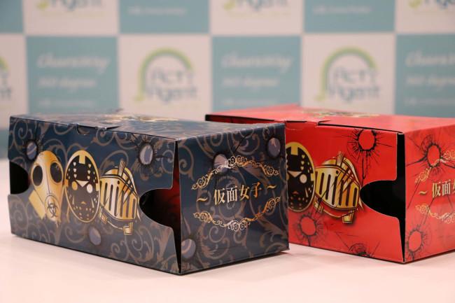 特製VRゴーグルセット2種類を5月25日より販売開始