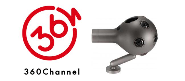 360度VRコンテンツ制作にNOKIA OZOが採用