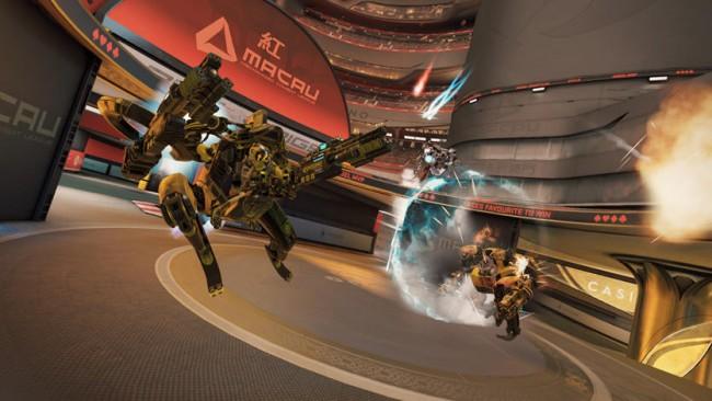 RIGS Machine Combat League(リグス マシーンコンバットリーグ)