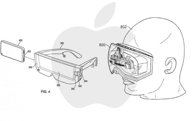 流出したApple製のARデバイスと思われる特許画像