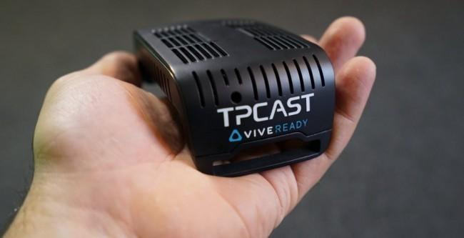 TPCastのワイヤレスアダプタ