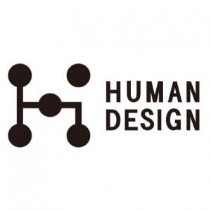 VR企業、ヒューマンデザイン、企業ロゴ