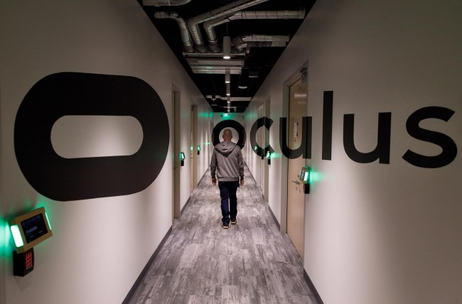 Oculus Research内部