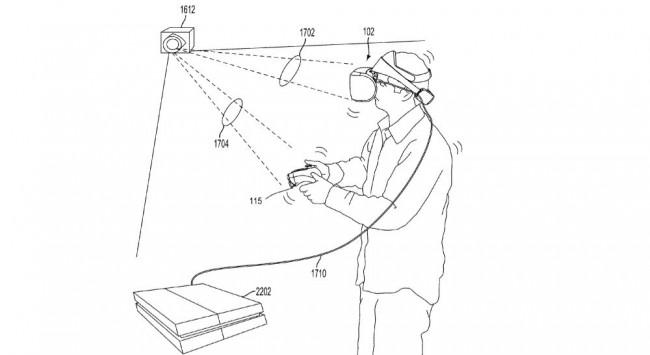 ソニー、VIVEライクなトラッキングシステムを採用したPS VRの特許を発行