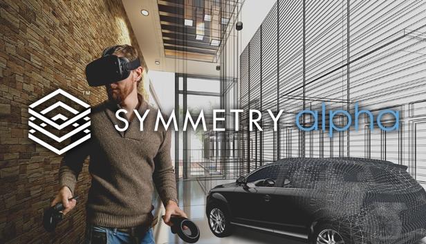 3DCADをVR空間内で実寸で体感できるVRソフトウェア「SYMMETRY alpha」がSteamにて無料配信開始
