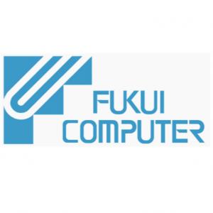 VR企業, 福井コンピュータドットコム株式会社,企業ロゴ