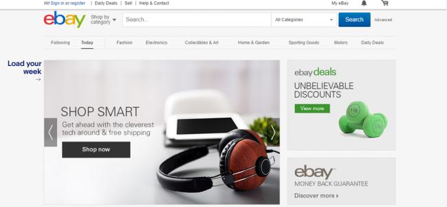 VR マネタイズ 物販 eBay