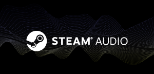 Steam Audioロゴ