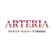 VR企業,アルテリア・ネットワークス株式会社 ,企業ロゴ