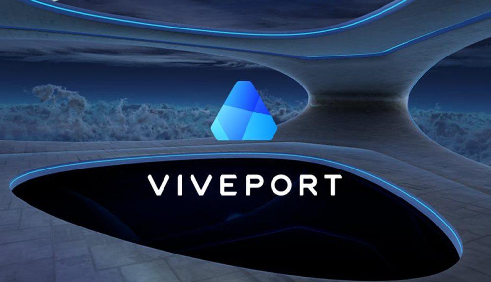 Viveportロゴ