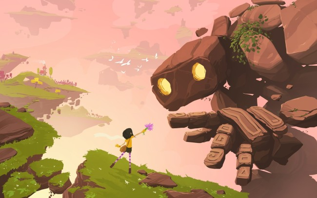 Lola and the Giant-screenshot
