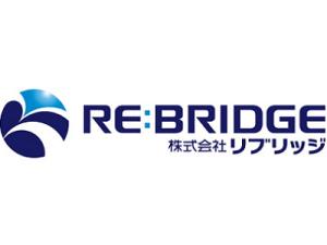 VR企業,リブリッジ株式会社,企業ロゴ