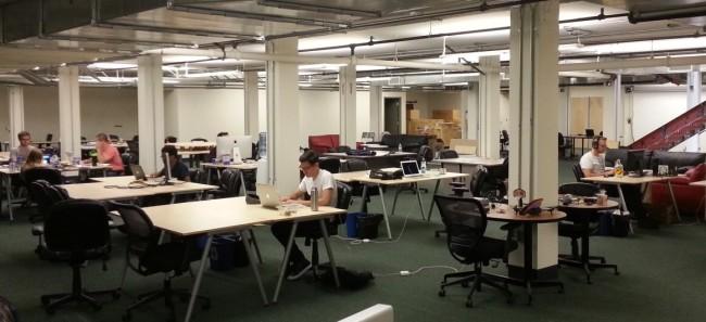 Boost VCのオフィス