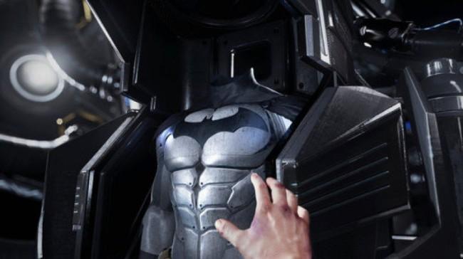 BAFTA-Batman: Arkham VR