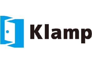 VR企業,Klamp株式会社 ,企業ロゴ