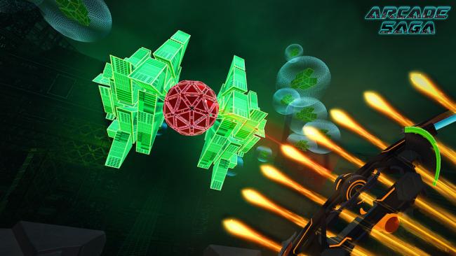Arcade Sagaイメージ画面
