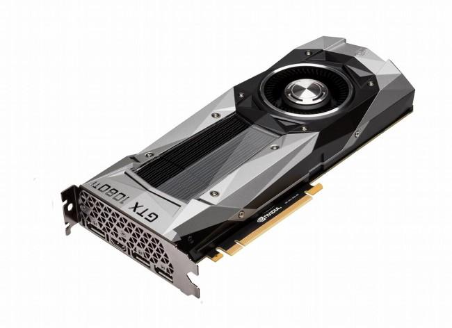 マウス、GeForce® シリーズ 最速 「GTX 1080 Ti」 搭載 ハイパフォーマンスデスクトップパソコンの販売開始!