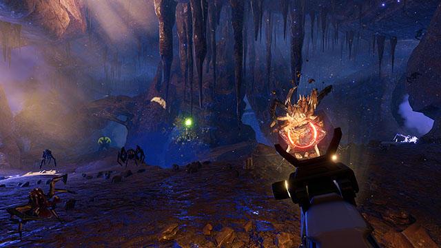 『Farpoint』画面イメージ