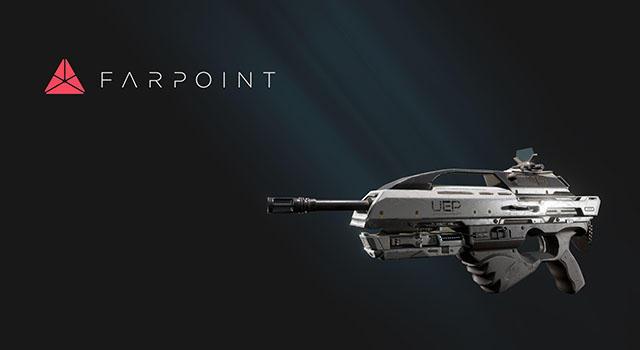 『Farpoint』ゲームイメージ