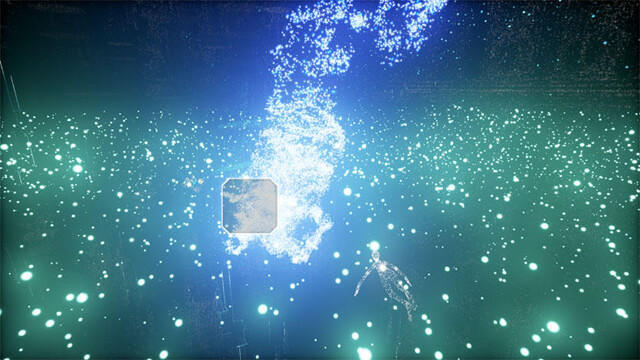 『Rez Infinite』画面イメージ
