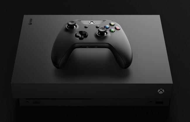 Microsoft、新型ゲーム機「XBox One X」を発表!しかし、VR対応は2018年以降か?