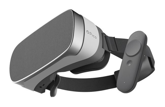 Pico、スタンドアロン型VRヘッドセット「Goblin」の予約受付開始