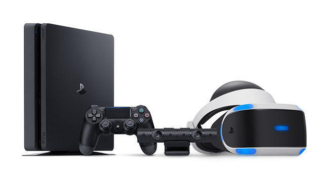 PlayStation®VR製品画像