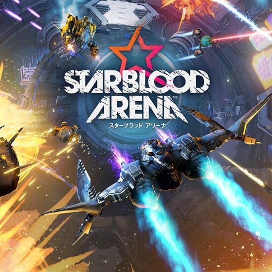 『Starblood Arena』タイトル画像
