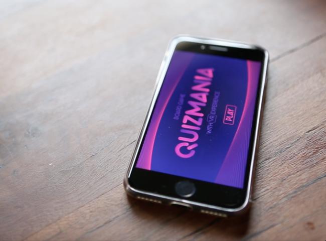 Quizmaniaアプリ