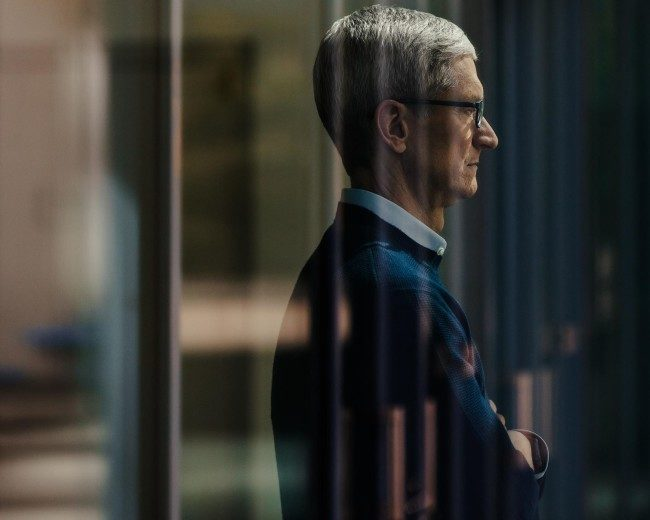 AppleのCEO、Tim Cook