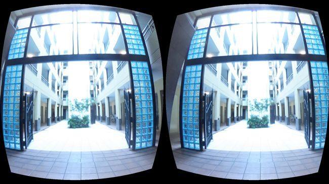 携帯画面(VR)