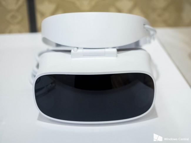 DellのWindows Holographicヘッドセット