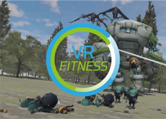 大きな動作が攻撃力に変わる!ゲームをプレイしながらフィットネスも楽しめる「VR Fitness」がSteamで配信・販売開始