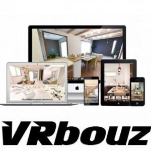 VR企業、VRbouz株式会社、企業ロゴ