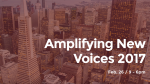 Amplifying-New-Voices