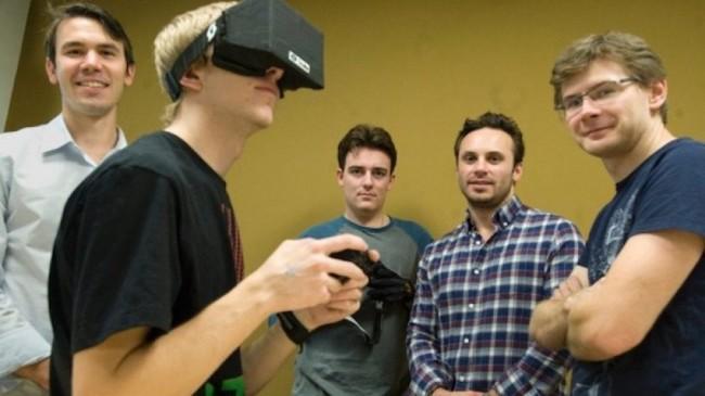 Oculusで最初の一般社員