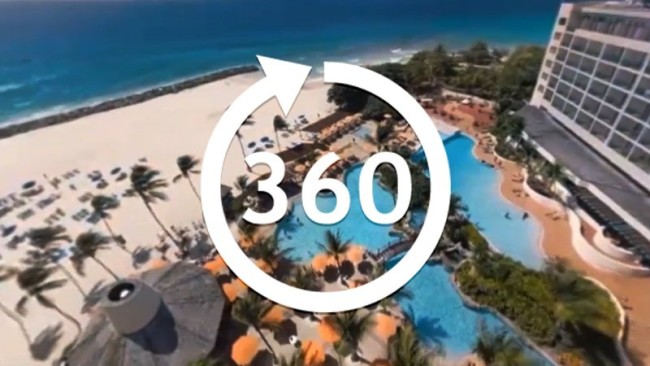 360°video