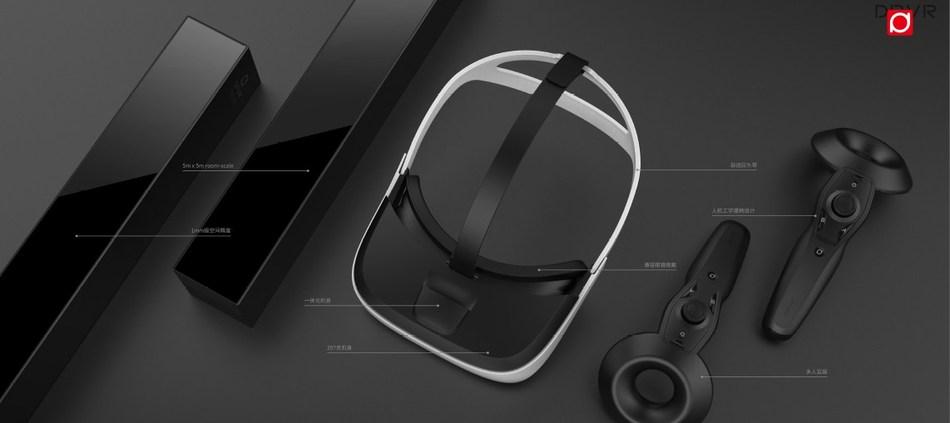 dpvr-headset