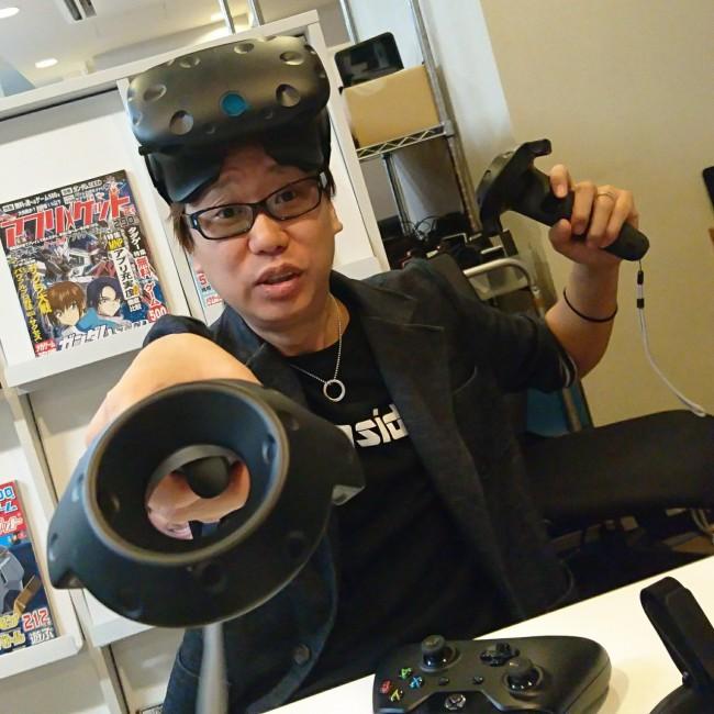 VR Inside編集長・村山章